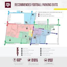 Maps Direction Texas A U0026m Football Gameday 12thman Com