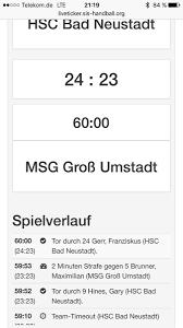 Olymp Bad Neustadt Hscnes Hashtag On Twitter