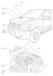 nissan armada rear ac line how do you remove a horn relay in a 2006 titan