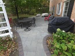 pavestone brick paving chicago u2013 brick paved outdoor living areas