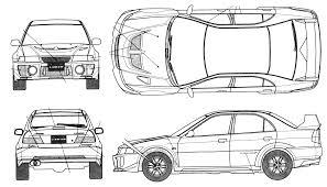 mitsubishi evo png mitsubishi lancer evo v gsr smcars net car blueprints forum