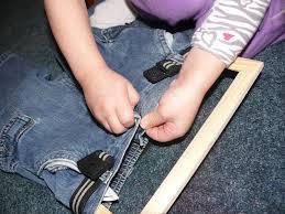 montessori monday u2013 diy dressing frames and alternatives