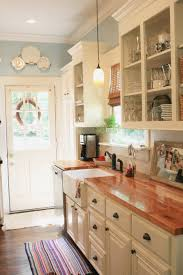 home creative kitchen simple country kitchens with white cabinets nice home