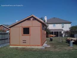 Free Saltbox Wood Shed Plans by Custom Design Shed Plans 12x16 Gable Storage Diy Wood Shed Plans