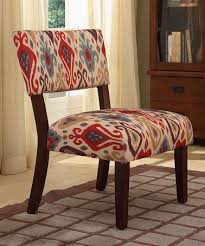 printed accent chair facil furniture
