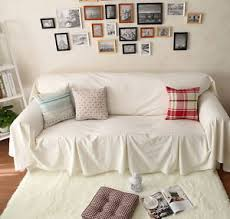 sofa and love seat covers vintage style white cotton love seats couch cover throw sofa cover