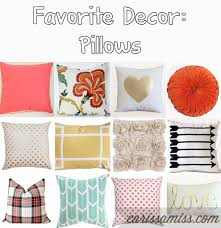 Where To Buy Sofa Pillows by Favorite Pillow Sources From Etsy Play Party Plan