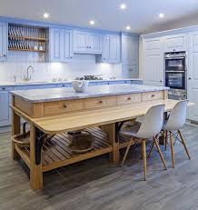 Oak Kitchen Island With Seating Lovely Wood Kitchen Island With Seating And Granite Countertop