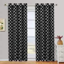 Zoological Shower Curtain by Amazon Com Designer Blackout Thermal Insulated Meridian Window
