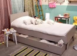lit de chambre chambre enfant lit jep bois