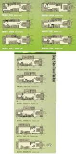 evergreen travel trailer floor plans u2013 gurus floor