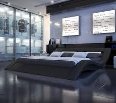 Modern King Platform Bed Contemporary Platform King Bed Frame Bedroom Ideas And