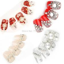 aliexpress com buy 500pcs mixed size pearl 3d design nail art