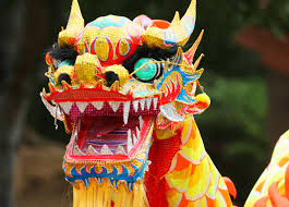 take the chinese dragon dance for example which dates back to