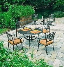 Bar Height Patio Set With Swivel Chairs Bella By Hanamint Luxury Cast Aluminum Patio Furniture Swivel Bar
