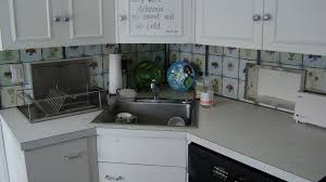 Stainless Steel Kitchen Sink Cabinet by Kitchen Stainless Steel Double Corner Kitchen Sink Picture