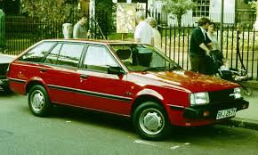 1986 nissan sunny pulsar 1 3 gs related infomation specifications