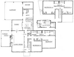 architecture floor plan stockr second floor plan floorplan house home building