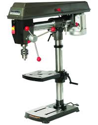 products radial arm 5 speed bench drill press