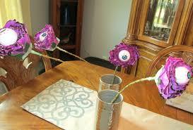 halloween diy creepy eye flowers u2013 the party fetti blog