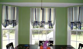 Kitchen Curtains Ideas Indulging Kitchen Curtains Home Designs Bay Ideas Ains Home