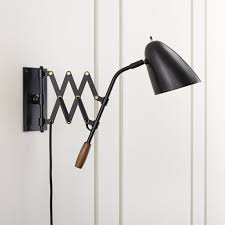 Lamp Sconce Wall Lamps Crate And Barrel