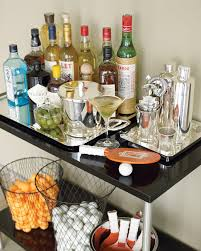 53 items every impressive home bar should have mixers alcohol