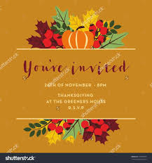 88 family thanksgiving dinner invite use this simple and adorable