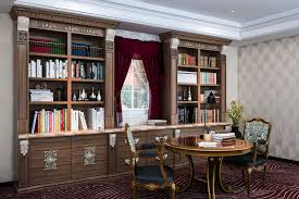 Wall Bookshelves Interior Home Library Ladder Home Library Lighting Library Wall