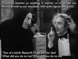 Young Frankenstein Blind Man Frankenstein Junior Movie Quotes Pinterest Frankenstein
