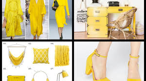Color Forecast by Primrose Yellow Pantone Fashion Color Trends Summer 2017