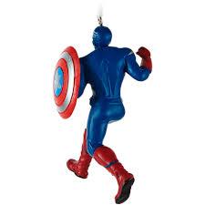 hallmark captain america christmas ornament walmart com