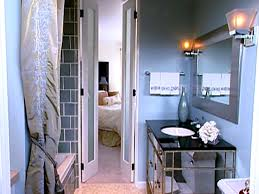 decorate small bathroom ideas small bathroom decorating ideas hgtv