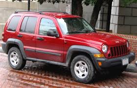 red jeep liberty 2008 2007 jeep liberty specs and photos strongauto