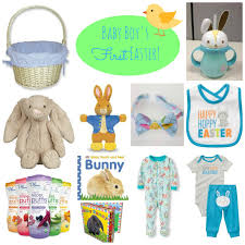 baby s easter basket simple suburbia baby s easter basket ideas