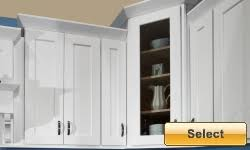 Shaker Kitchen Cabinets Kitchen Cabinet Depot - Shaker white kitchen cabinets