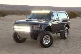 cool runnings a 1992 ford bronco for family friends and