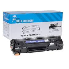 Amado Cartucho de Toner HP 35A Preto Compatível   Milani Impressoras e  #PV48