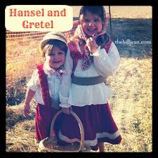Hansel Gretel Halloween Costume Diy Hansel Gretel Costumes Fascinating
