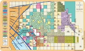 City Of Chicago Zoning Map by Community Horizon Communities Improvement Association