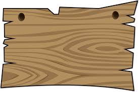 wood plaque wood plaque clipart