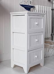White Freestanding Bathroom Furniture Bathroom Storage Cabinet With Drawers Duque Inn