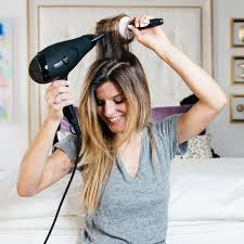 Hair Dryer Volume how to get volume in your hair and easy tips