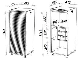 caisson de bureau sur roulettes caisson de bureau mobile à roulettes design blanc bambou soldes