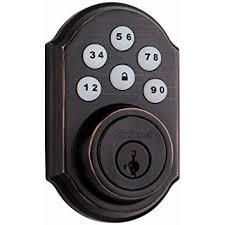 kwikset keyless deadbolt home depot black friday 2017 kwikset 909 smartcode electronic deadbolt featuring smartkey in