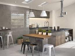 cuisine avec ilo ilo central cuisine ilot central blanc table de cuisine ikea blanc