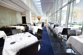 dining room at the modern half windsor full throttle restaurant review the modern within