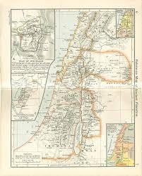 Asia Minor Map Historical Atlas By William R Shepherd Perry Castañeda Map
