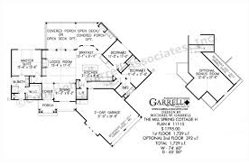 mill spring cottage house plan cabin house plans