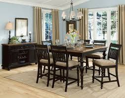 Modern Black Dining Room Sets by Small Apartment Dining Room Ideas Wonderful Ivory Flower Pattern